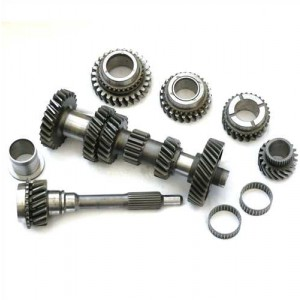 Ford Type 9 semi helical gear kit Tracsport