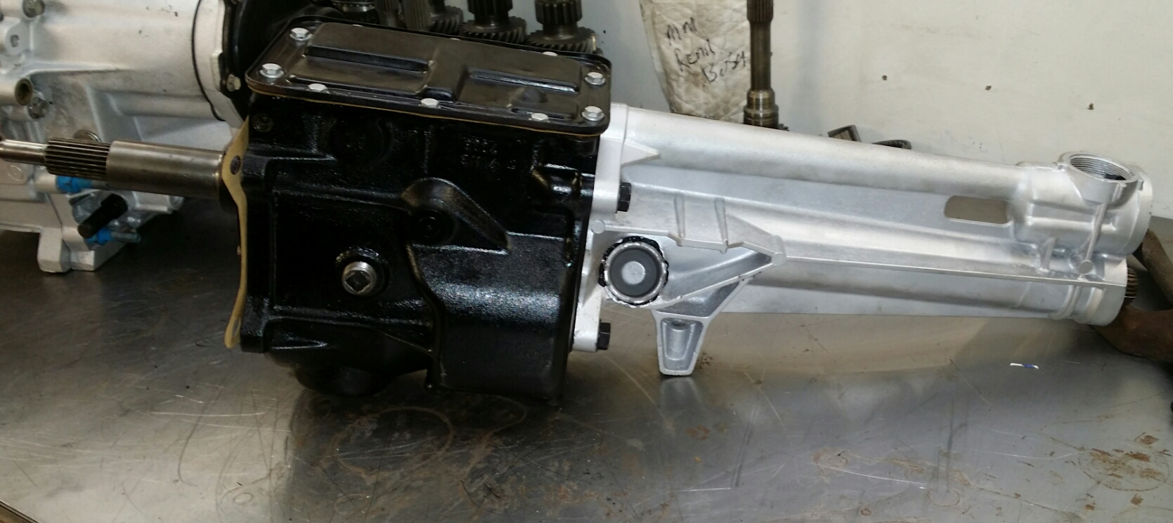 Ford Type E Gearbox Rebuild Reconditioned parts Repair sales Service First Motion Transmissions