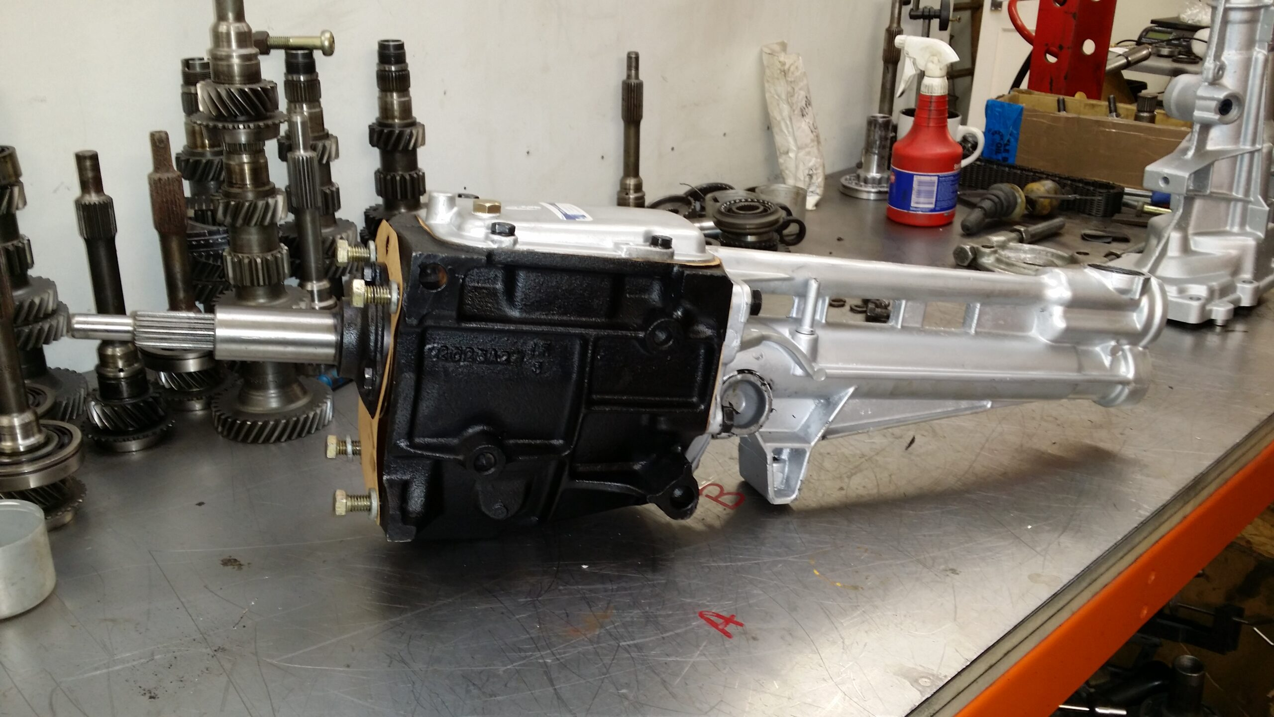 Ford Type 3 gearbox