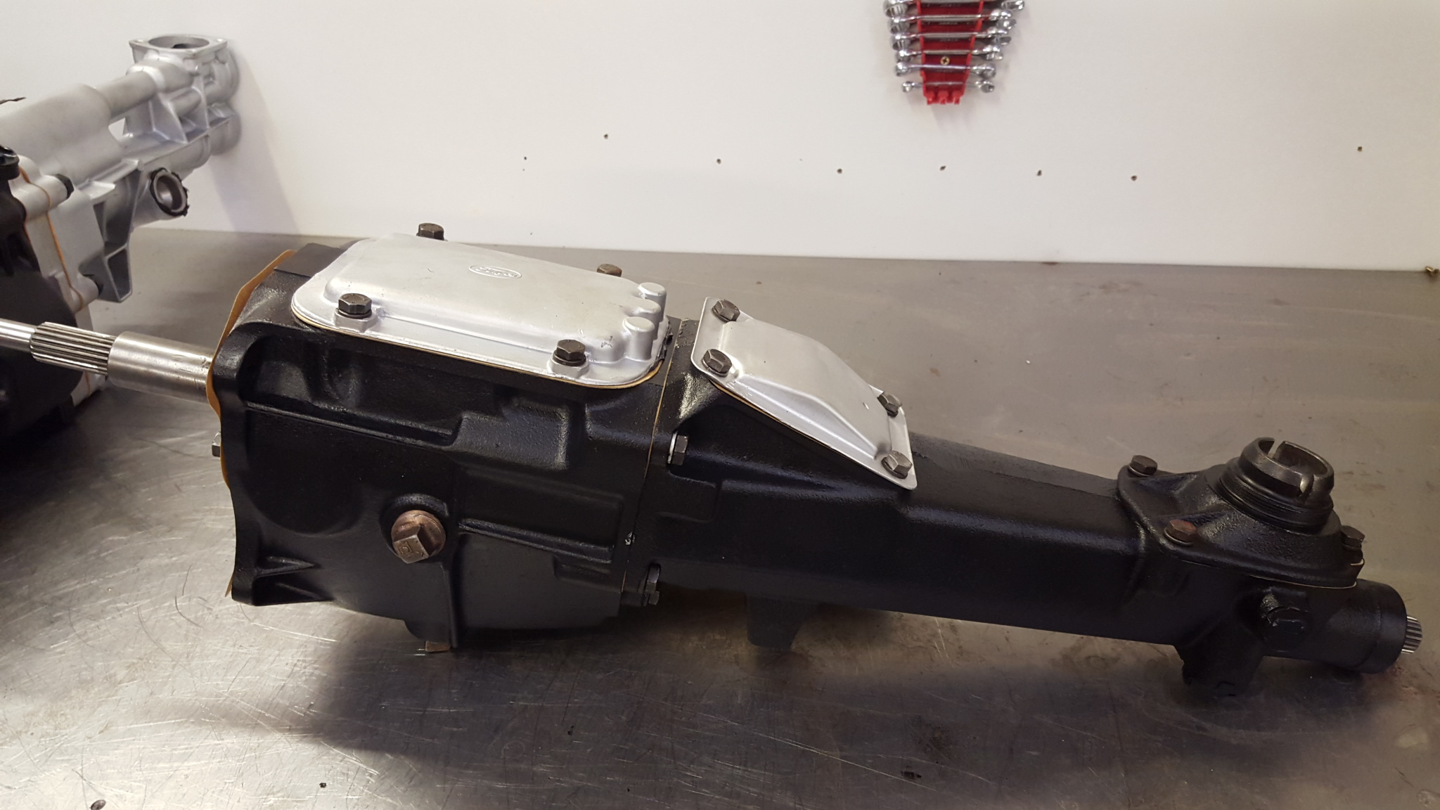 Ford 2000E Gearbox Rebuild Reconditioned parts