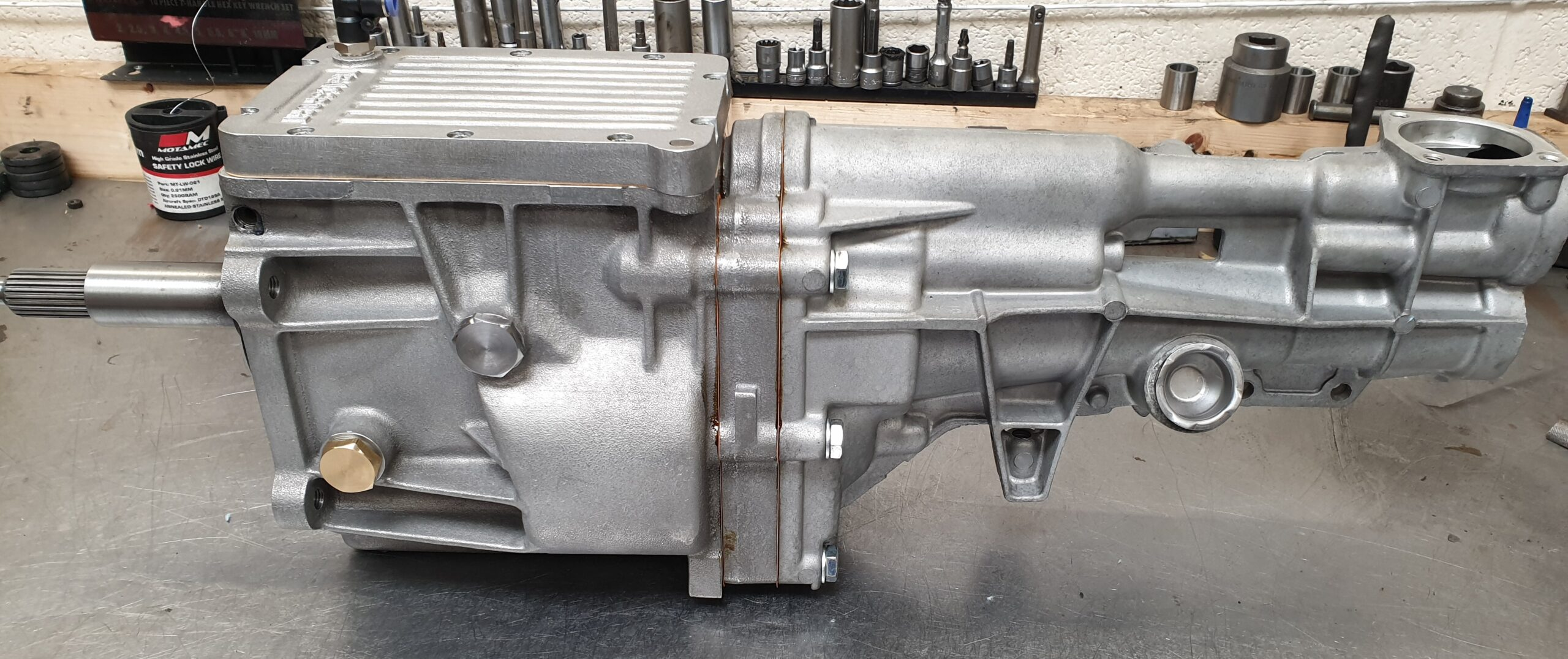 Ford Type 9 Gearbox Rebuilt Reconditioned