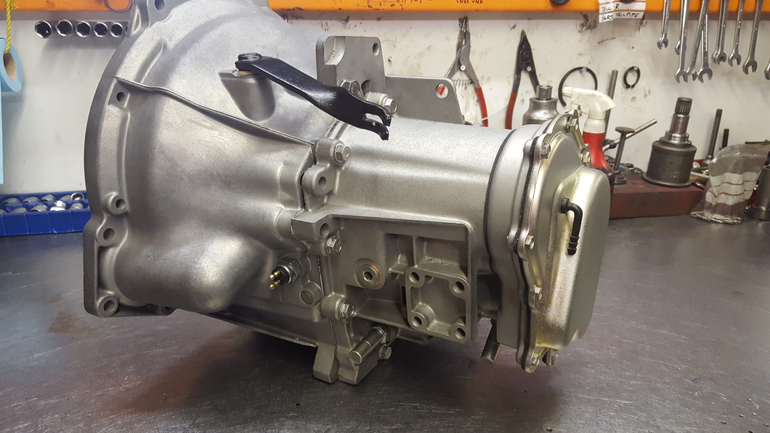Ford Escort BC 5 gearboxx