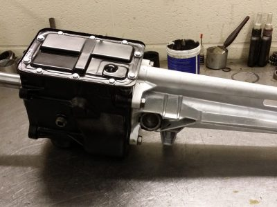 Ford Type E RS2000 Gearbox