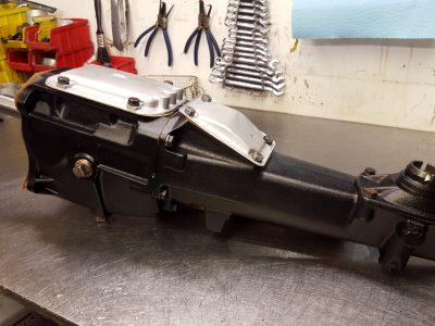 Ford 2000 E 3 rail Gearbox