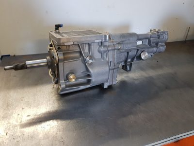 Ford Type 9 Semi Helical Close Ratio Gearbox Alloy main case rebuilt